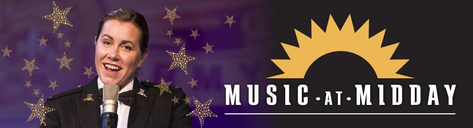 Music At Midday,Tuesday 20 November 2018