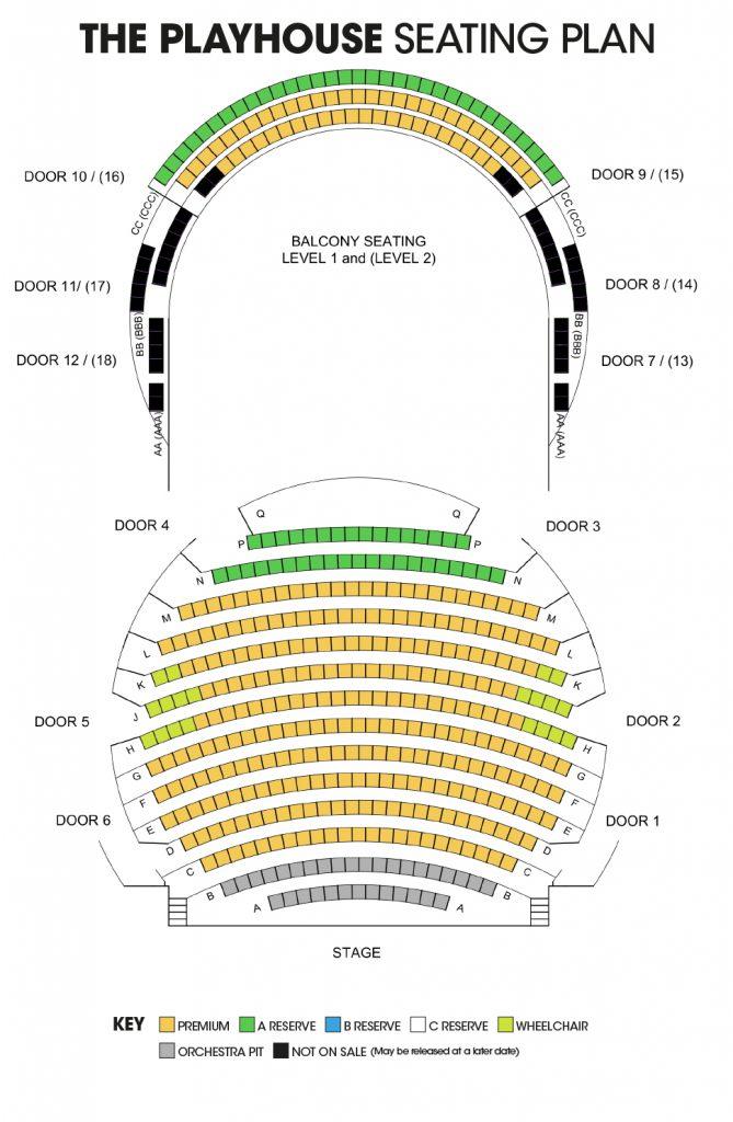 PH Seating Plan