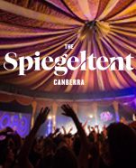 Spiegeltent Canberra