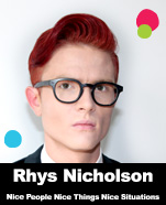 Rhys Nicholson – Nice People Nice Things Nice Situations