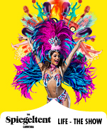 Spiegeltent Canberra: Life – the show
