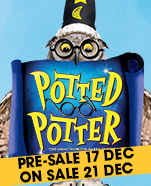 Potted Potter, 4–7 April 2019