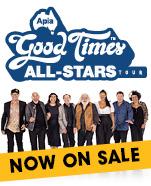 Apia Good Times Tour