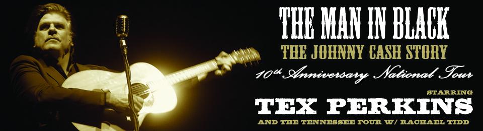 Tex Perkins – The Man in Black