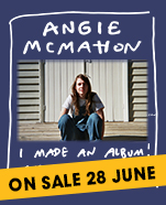 Angie McMahon, Thursday 3 October 2019