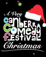 A Very Canberra Comedy Festival Christmas