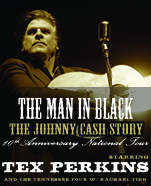 Tex Perkins – The Man in Black