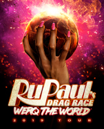RuPaul's Drag Race: Werq The World 2020, Thursday 6 February 2020