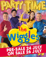 The Wiggles – Party Time! Big Show!, 17 – 19 December 2019