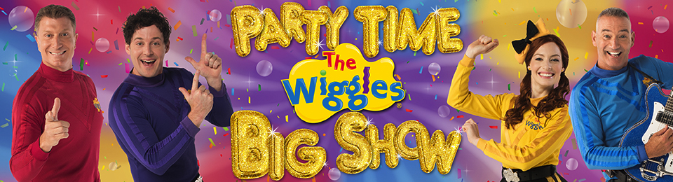 The Wiggles - Party Time! Big Show! | Canberra Theatre Centre