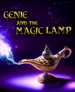 Genie and The Magic Lamp