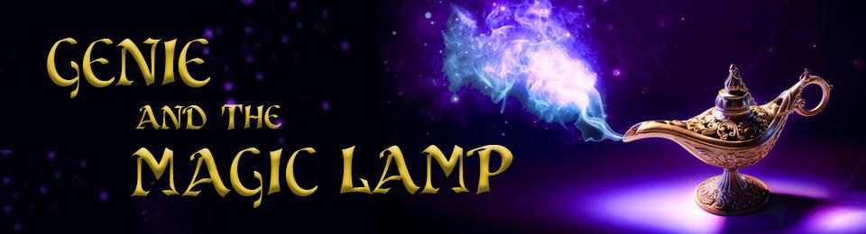Genie and The Magic Lamp