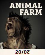 Animal Farm, 20-22 August 2020
