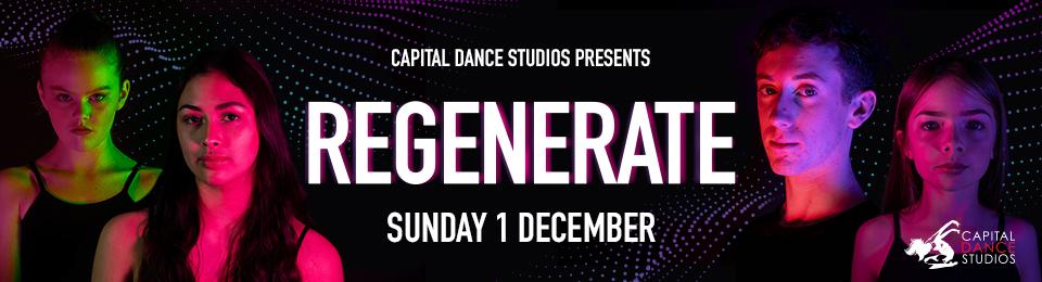 Regenerate – Capital Dance Studios