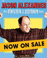 "Jason Alexander ""Master of his Domain"""