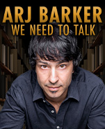 Arj Barker – We Need To Talk Encore
