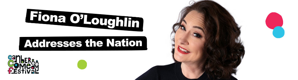 Fiona O'Loughlin – Addresses the Nation