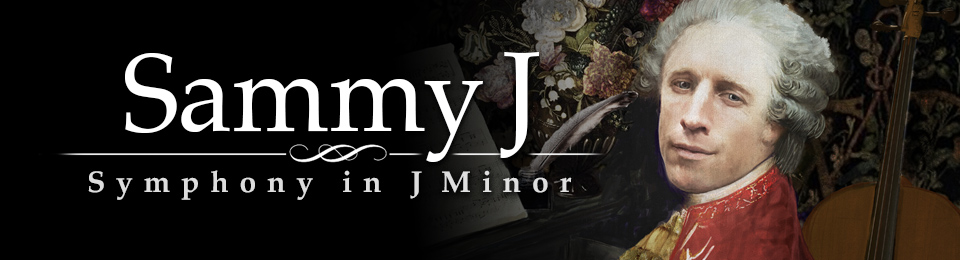 Sammy J: Symphony in J Minor