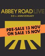 Abbey Road Live, Saturday 22 February 2020