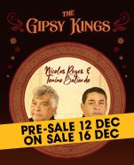 Gipsy Kings, Wednesday 15 April 2020