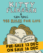 Kitty Flanagan and Sam Pang: In Conversation About 488 Rules For Life, Saturday 8 February 2020