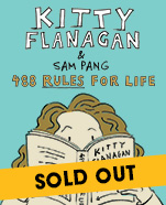 Kitty Flanagan and Sam Pang: In Conversation About 488 Rules For Life