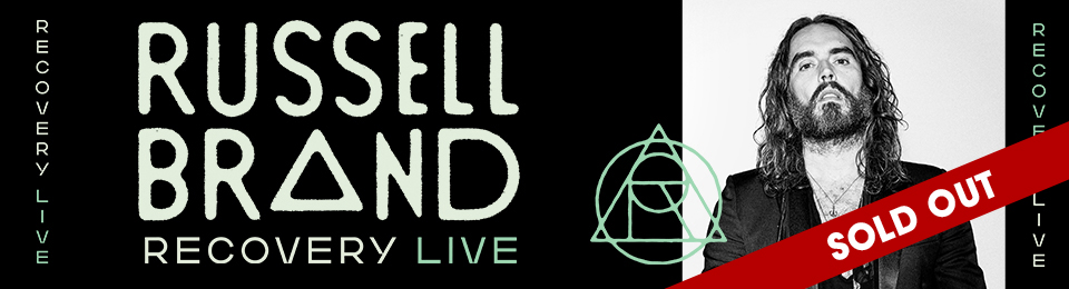 Russell Brand – Recovery LIVE