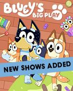 Bluey's Big Play – The Stage Show