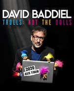David Baddiel – Trolls: Not The Dolls