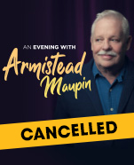 An Evening with Armistead Maupin