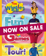 The Wiggles Fun and Games Tour
