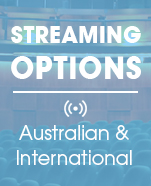 Streaming options for theatre lovers
