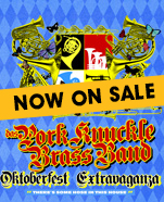 Pork Knuckle Brass Band Octoberfest Extravaganza 2020: There's Some Hose in this House