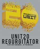 Regurgitator UNIT20… At The Movies