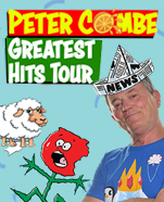 Peter Combe Greatest Hits