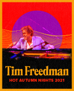 Tim Freedman – Hot Autumn Nights