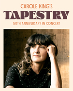 Carole King's Tapestry – 50th Anniversary In Concert