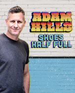 Adam Hills: Shoes Half Full