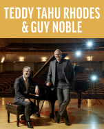 Teddy Tahu Rhodes & Guy Noble