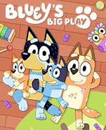 Bluey's Big Play ⁠–⁠ The Stage Show