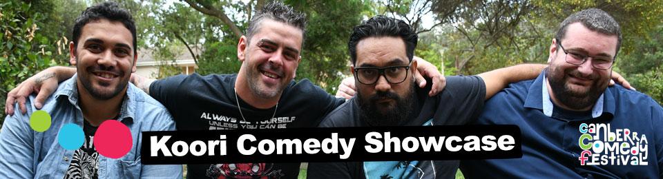 Koori Comedy Showcase