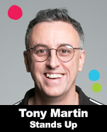 Tony Martin – Stands Up