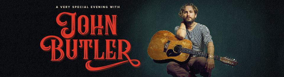 An Evening with John Butler