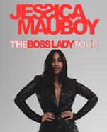 Jessica Mauboy – The Boss Lady Tour