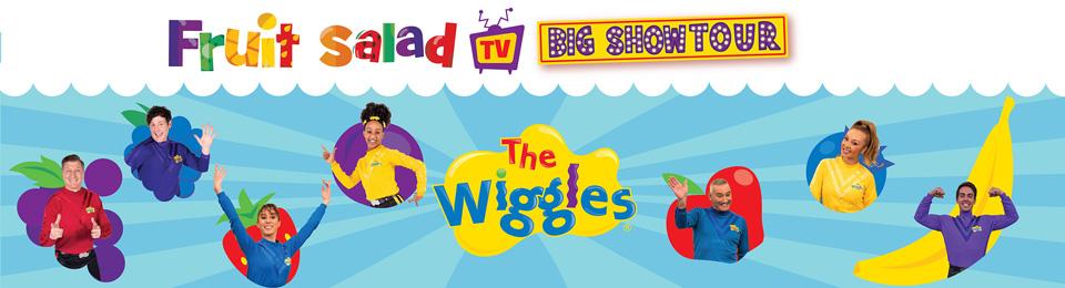 The Wiggles – Fruit Salad Tv Big Show Tour!, 4–5 April 2022