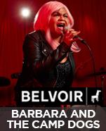 Barbara and the Camp Dogs, 30 May–1 June 2019