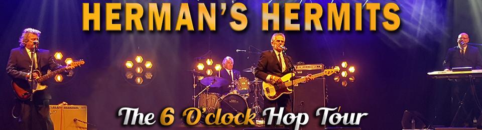 Herman's Hermits – The 6 O'Clock Hop