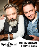 Paul McDermott & Steven Gates: Go Solo