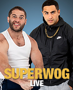 Superwog (Live)