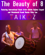 Taikoz – The Beauty of 8